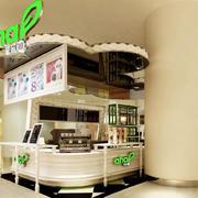 商场小户型奶茶店