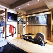 锻炼身体的健身房