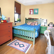大户型人家儿童房