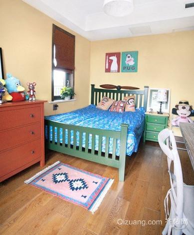 欢乐世界 混搭风格儿童房设计装修图片大全