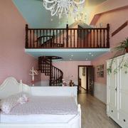 儿童房楼梯装饰