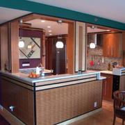精致美观的厨房
