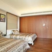 酒店卧室卫生间隐形门