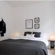 单身公寓小卧室
