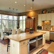 大户型的家居厨柜