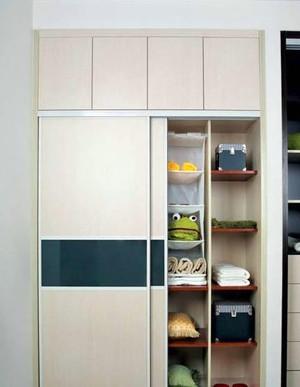 2015典型的大户型现代欧式衣柜设计图大全