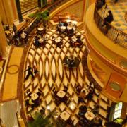 酒店大厅餐厅展示