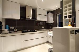 小户型现代简约实用妈帮手厨房装修效果图