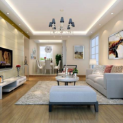 家居客厅沙发装饰画