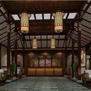 中式古典店面装潢