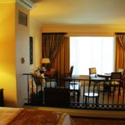酒店卧室装饰