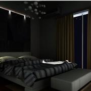 霸气的大户型卧室