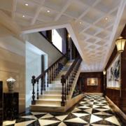 精巧个性的楼梯