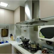 小户型人家厨房展示