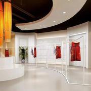 服装店个性造型展示