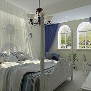 地中海优雅卧室