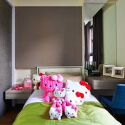 小户型家居儿童房
