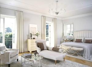 2015全新法式卧室窗帘装修效果图