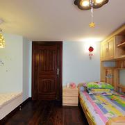 现代简约的儿童房