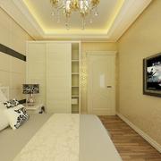 大户型温馨时尚卧室