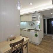 开放式小厨房