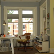 小户型宜家书房