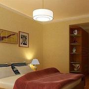 卧室简单现代装潢