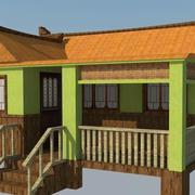 宜家现代化木屋