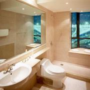 素朴的浴室设计