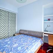 小户型家庭简洁卧室