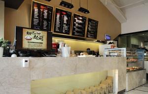 蛋糕店吧台设计