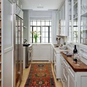厨房美式风格地板