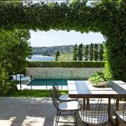 露台绿化景观图
