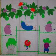 幼儿园墙面图画