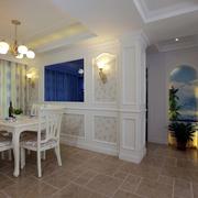 小户型家庭走廊装饰