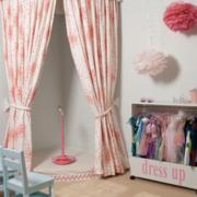 小户型甜美的儿童房