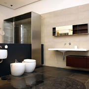 浴室现代简约风格