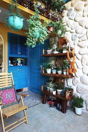 地中海风格家居花园