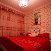 温馨时尚的卧室