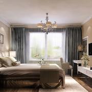 家装现代化卧室欣赏