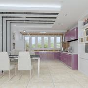 厨房简约现代酒架