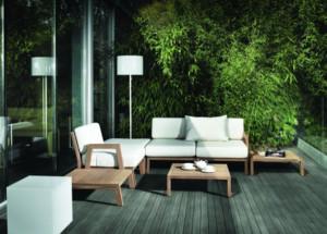 崇尚自然的别墅庭院装修设计效果图