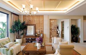 儒雅气质的客厅