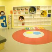 幼儿园精巧时尚地垫
