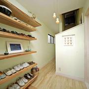 玄关鞋柜展示