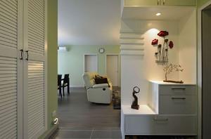 精致美观的三居室玄关装修效果图鉴赏