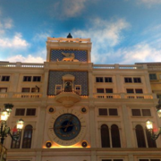 欧式风格的大酒店