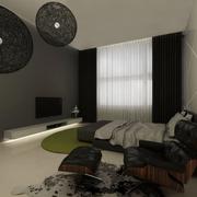 精致简约的卧室