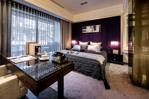 单身公寓卧室装潢