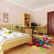 简约现代化的儿童房